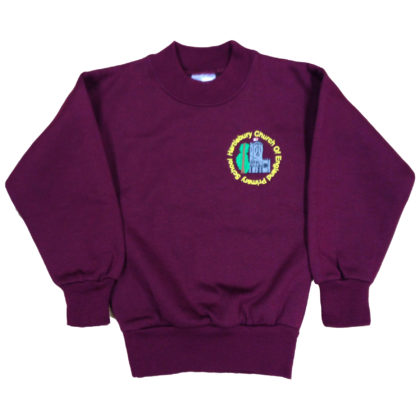 Boys Select Raglan Sweatshirt